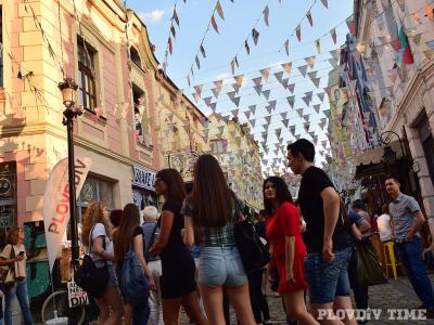 75 събития и фестивали кандидатстват за пари в Пловдив
