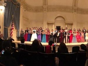 Пловдивски тийнейджър покори Карнеги Хол в Ню Йорк