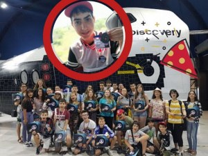 Пловдивски ученик спечели най-престижната награда от лагера на НАСА в Турция