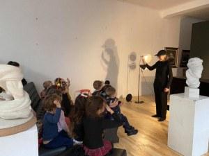 Любими спектакли за деца в пловдивската галерия Aeterna днес