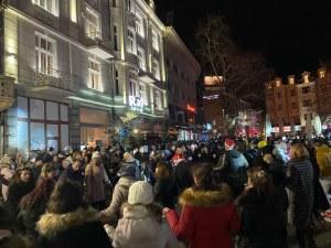 Магическата Нова година на Пловдив (Фотогалерия)