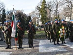 Пловдив чества 142 години от Освобождението на града с поклонение пред паметника на капитан Бураго