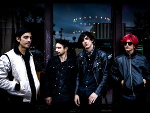 Италианската рок група New Candys свири в Пловдив