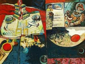 Кирил Иванов показва 40 картини за 40 години в Пловдив