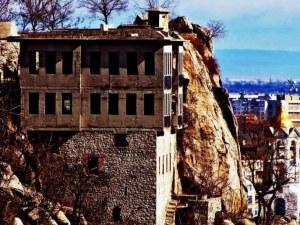 """Как къщата на Саръ Ставри на Трихълмието се превърна в """"Бункера"""""""