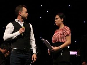Ненчо Балабанов и Соня Ковчезлиева пеят златни хитове в Пловдив
