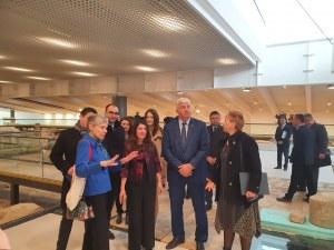 """Зико: Жорж Трак освобождава подлез """"Археологически"""", ако мозайките на Пловдив влязат в ЮНЕСКО"""