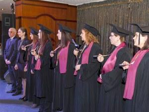Млади енолози от Пловдив положиха Дионисиева клетва