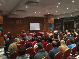 Неда Антонова представи в Пловдив книга за невероятната съдба на Преподобна Стойна