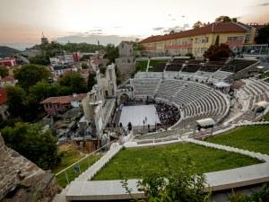 Одеонът, Римският стадион, Античният театър – древният чар на Пловдив (Фотогалерия)