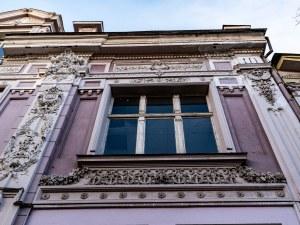 Каменните бижута на пловдивските къщи (Фотогалерия)