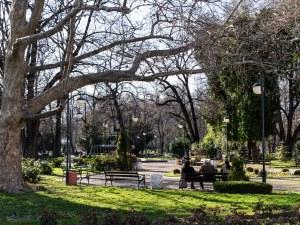 Самотният чар на Пловдив (Фотогалерия)
