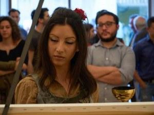 Пловдивска художничка от Флоренция: Сюрреалистична гледка е - улиците са пусти, а болниците - пълни