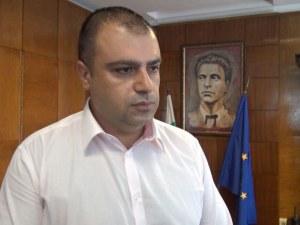 Шефът на пловдивската полиция с дарение за борбата срещу COVID-19