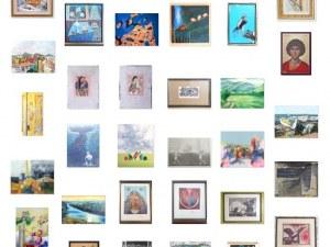 ДПХ събра над 4000 лв. от търга на картини в подкрепа на Пенка Калинкова