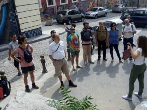 Гидове с безплатна обиколка на Пловдив за празника  днес