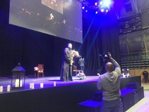 Мариус Куркински се завръща на пловдивска сцена с моноспектакъл