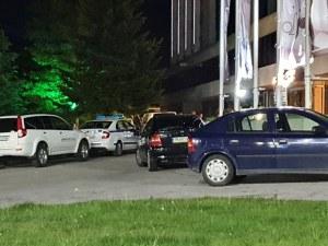 "Полиция влезе в клуб ""Сикретс"" в Пловдив"