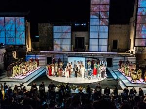 """Райна Кабаиванска специален гост на """"Мадам Бътерфлай"""" от Opera Open 2020"""