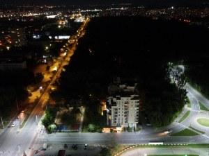 Очарователният Пловдив през дрон обектива на организатор на BMW шоу (Фотогалерия)