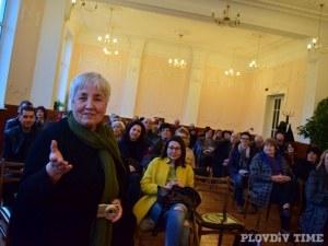 Прощаваме се с театроведа и общественик Пенка Калинкова днес