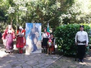 Почит към Патриарха на българската литература Иван Вазов (Фотогалерия)