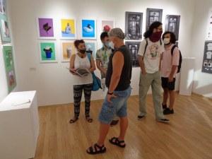 Графичните дизайнери от АМТИИ показват проектите си в Градската галерия