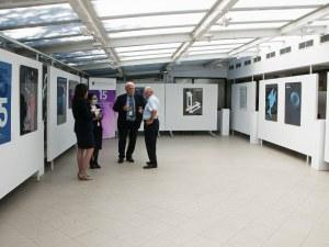 """Външно министертво показва творбите от ученическия конкурс """"Плакат – Костадин Отонов"""""""