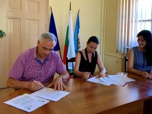 Студенти от Пловдивския университет стажуват в социални институции