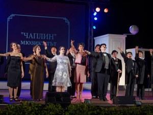 Мариан Бачев, който се превъплъщава в Чаплин на Античния: Това е един от най-емоционалните спектакли!