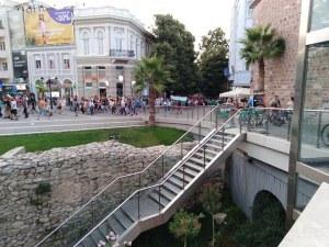 Протестно шествие тръгна по Главната, готви се блокада