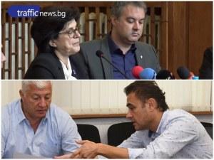 9 месеца - 9 зам.-кмета на Пловдив: Строителите на града – екстровертът и интровертът