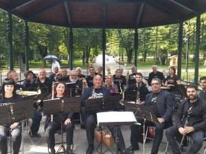 Духовият оркестър подарява безплатен концерт на пловдивчани