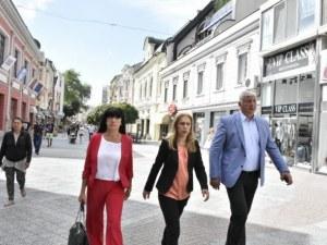 Вицепремиер и зам.-министър идват в Пловдив