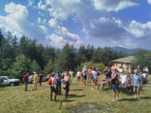 Родопска сватба пресъздадоха в село край Пловдив