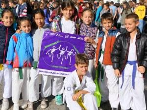 Училища от цялата страна се включват в Европейския ден на спорта