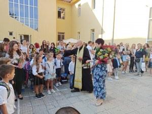 Пловдивските първолаци - усмивки, сълзи и прозявки (Фотогалерия)