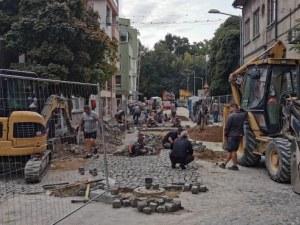 """Офанзива по ул. """"Преслав"""" в Пловдив – в понеделник пускат движението"""