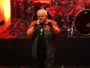 "U.D.O. на Античния - ""The Show must go on"""