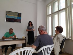 Пловдивски писатели с литературно четене за Деня на Независимостта