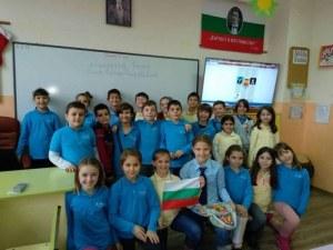 Пловдивски ученици си намериха нови приятели от Африка
