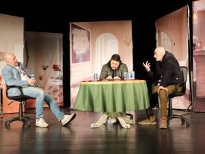 Малин Кръстев, Асен Блатечки и Димитър Бакалов залагат на сигурно в Пловдив