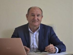 Официално: Величко Родопски поема общинските финанси в Пловдив