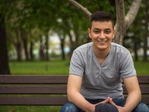 20-годишният Георги от Пловдив за четвърти път влиза в битка с рака