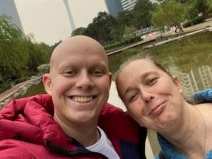 Родителите на покойния Георги дават капчици живот със средства от дарителската му сметка