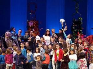 """Госпожа Опера представя """"Вълшебната флейта"""" за деца"""