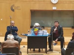 Представиха стихосбирка на големия пловдивски треньор Тенчо Начев