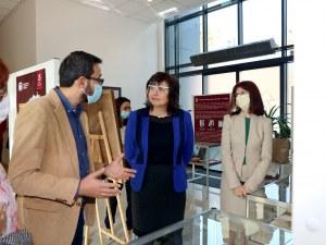 Уникална изложба откриха по повод 75 години МУ-Пловдив