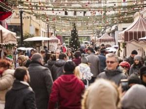 Коледен Базар Капана посреща с много изненади на Малката главна в Пловдив