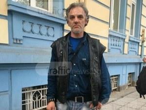 Клошарят, обвинен за огнения ад в Тютюневия град, се върна безславно в Пловдив